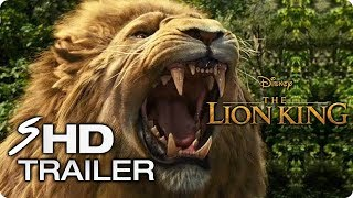 THE LION KING (2019) First Look Trailer Concept - Beyoncé Live-Action Disney Movie
