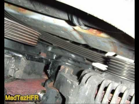 comment demonter alternateur opel zafira