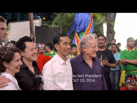 Blackhat Blackhat (Behind the Scenes 'Joko Widodo Visit')