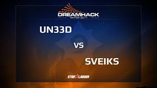 Un33D vs Sveiks, game 1