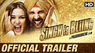 Nonton Singh Is Bliing  Official Trailer With Subtitle    Akshay Kumar   Amy Jackson Film Subtitle Indonesia Streaming Movie Download