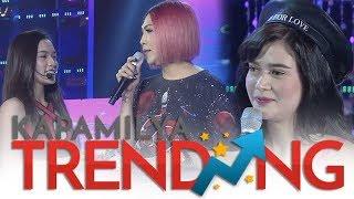 Video Ate Girl confronts Bela Padilla in front of Vice Ganda MP3, 3GP, MP4, WEBM, AVI, FLV September 2018