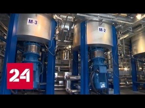 \Энергетика\: Как производят моторное масло. От 27.10.16