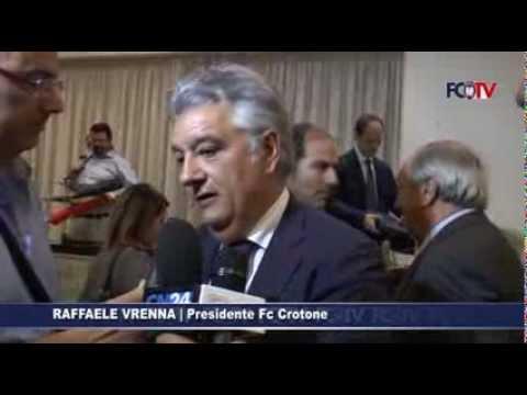 """Rotary, premiato il presidente Raffaele Vrenna con la """"Targa della professionalità"""""""