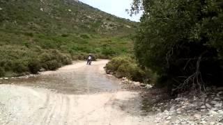7. Corsica Deserto des Agriates BMW F800GS Triple Black