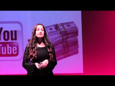 Investing In Your Creativity | Lena Danya | TEDxWhitneyHigh