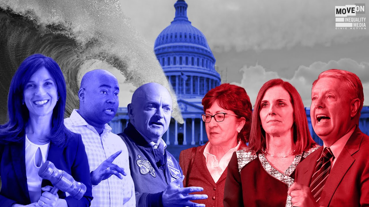 6 Crucial Races That Will Flip the Senate