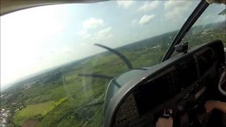 Bengkulu Indonesia  city photos gallery : Landing in Bengkulu, Sumatra, Indonesia - Susi Air Cessna Grand Caravan C208B