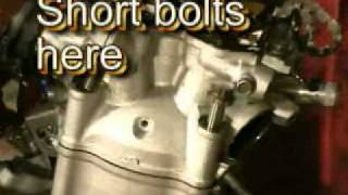 9. 15 CHANGECRANK torque the cylinder bolts and side bolts.wmv