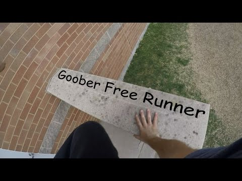 Video The Goober Free Runner - Ronnie's Training Highlights download in MP3, 3GP, MP4, WEBM, AVI, FLV January 2017