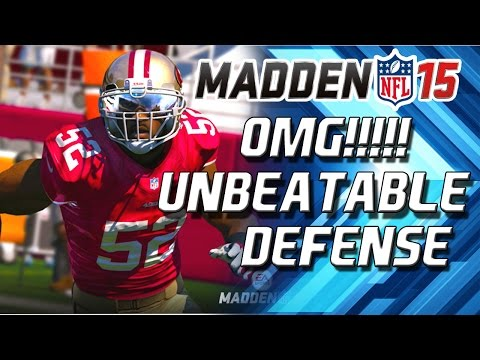 greatest - Madden 15 - Madden 15 Connected Franchise Supestar! Facing the 49ers! Going up against one of the best defenses in the League! Enjoy! Madden 15 Connected Franchise Game! Enjoy! ***Check Out...