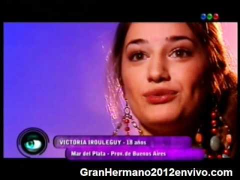 Victoria Irouleguy Gran Hermano 2012 - GH 2012