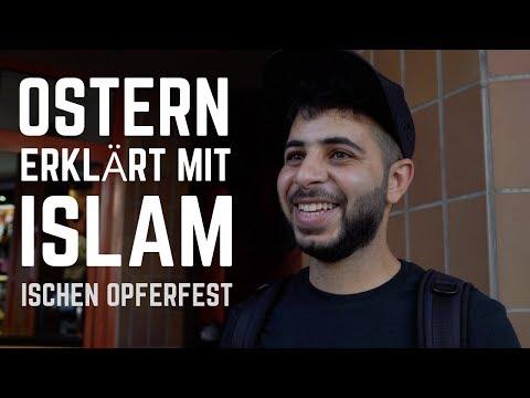 Ostern erklärt für Muslime und Christen mit dem Opferfest | Interviews | Karfreitag & Auferstehung