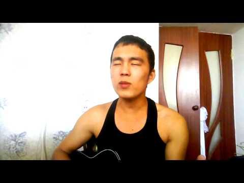 Айтшы жаным - песня под гитару (видео)