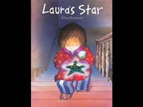 Laura's Star   Kids Books Read Aloud