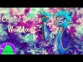 Crystal Geode Dragon WallMount Tutorial