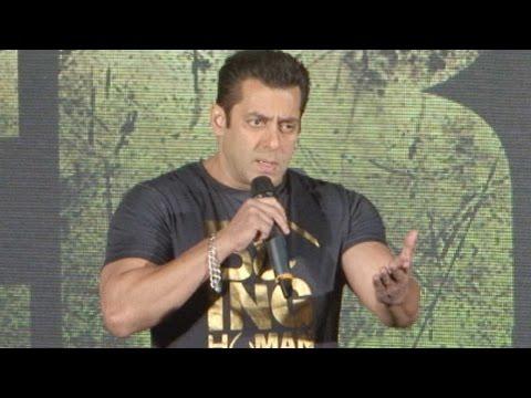 Salman Khan: An Idiot Like Me Just Sang A Song