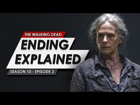 The Walking Dead: Season 10: Episode 3 Breakdown & Ending Explained + Episode 4 Predictions