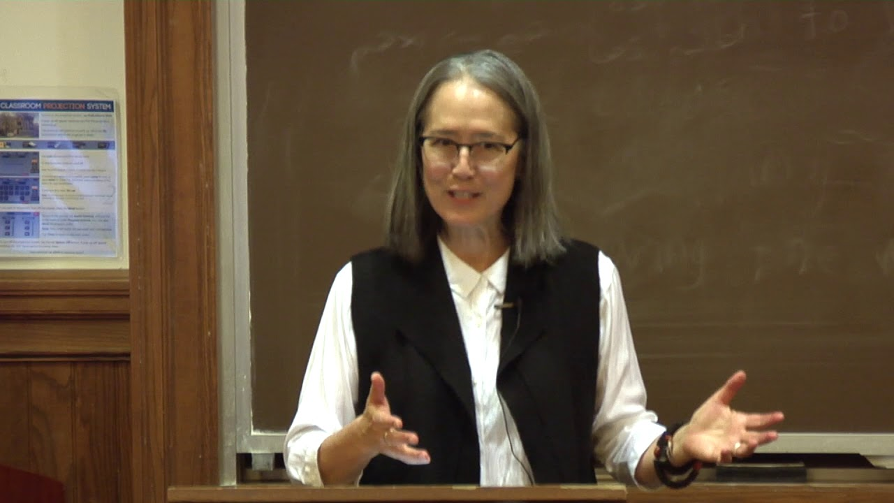 "Ruth Ozeki, ""The Contemplative 'I': Zen and the Art of Autobiographical Fiction"" (November 12, 2018)"