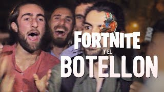 Video FORTNITE y el botellón MP3, 3GP, MP4, WEBM, AVI, FLV Juni 2018