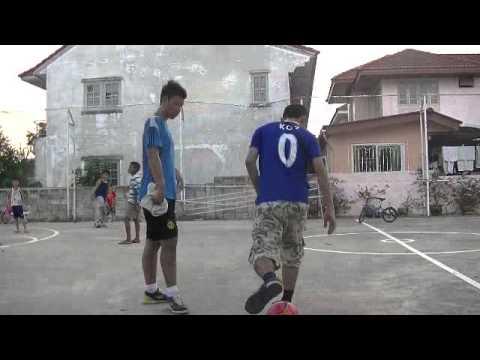 สอนกราวน์มูฟ ชิน เบื้องต้น (видео)