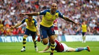 Arsenal Vs Aston Villa 4-0 2015~Aston Villa Vs Arsenal 0-4 2015 - Final FA Cup [HD], Arsenal vs Aston Villa, Arsenal 4-0 Aston Villa, CHUNG KẾT FA CUP