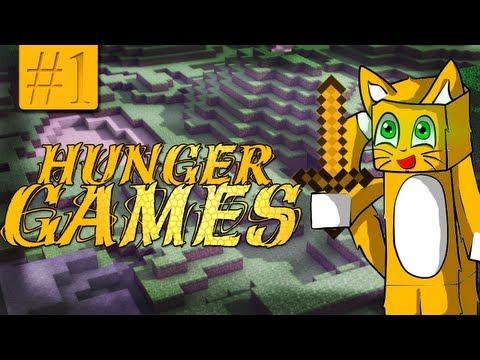 HungerGames #1: Сундук-сундучок (Mrk0tA) [Minecraft]