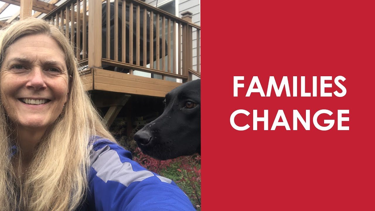 Changing Families Mean Changing Needs