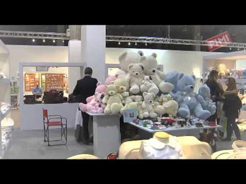 Edición 74 de la Feria Internacional de Moda Infantil y Juvenil (FIMI) видео