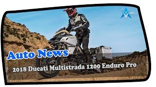6. WOW AMAZING !!! 2018 Ducati Multistrada 1200 Enduro Pro Price & Spec