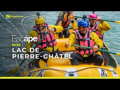 The Great Escape | S2 E2 | Carp Fishing at LAC DE PIERRE-CHÂTEL