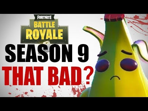 Fortnite Players Are Really Quitting Season 9 Because Of These Reasons