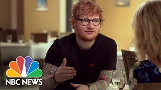 Pop sensation Ed Sheeran sits down with Megyn Kelly to discuss his career and the pitfalls of stardom. » Subscribe to NBC News: ...