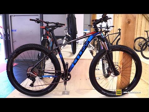 2017 Cross Xtend Bike - Walkaround - 2016 Eurobike (видео)