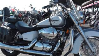 6. 202164 - 2006 Honda Shadow Aero   VT750CA - Used motorcycles for sale