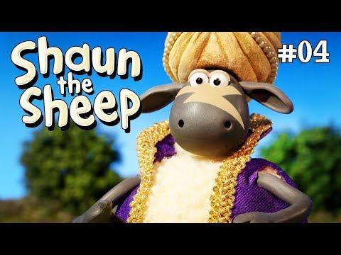 Sang jin - Shaun the Sheep [The Genie] (видео)