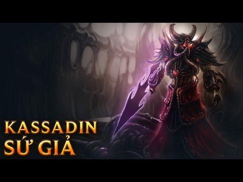 Kassadin Sứ Giả - Harbinger Kassadin
