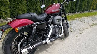 5. Harley Roadster Stock Exhaust Sound