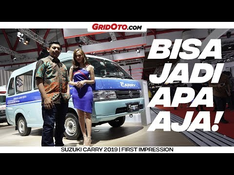 Suzuki Carry 2019 | First Impression | GridOto
