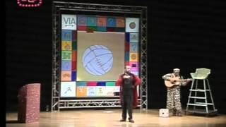 Download Lagu Teatro Comico Giobbe - Covatta Varechina & Melanina  2005 Mp3