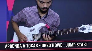 Aprenda a música Jump Start de Greg Howe
