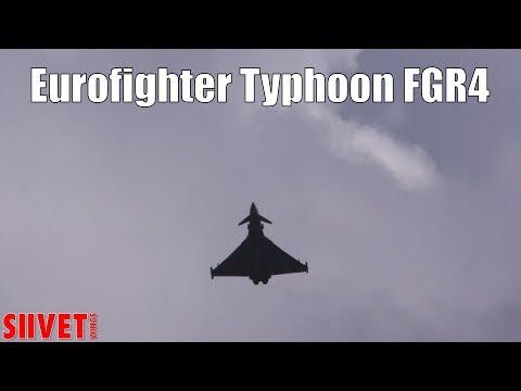 Plane: Eurofighter Typhoon FGR4...