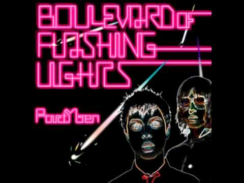 Kanye Vs. Green Day Vs. Oasis - Boulevard Of Flashing Lights