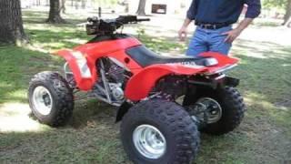 9. 2006 Honda 300EX
