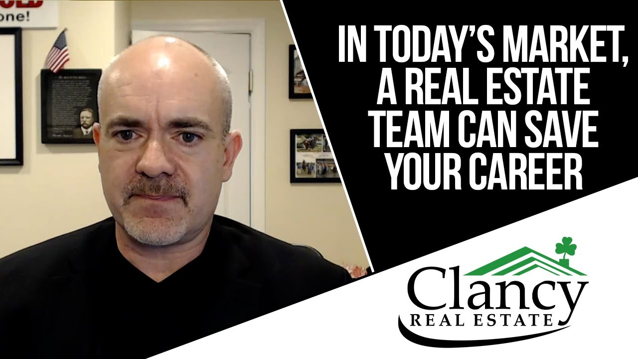Why Agents Should Consider Joining a Team in Today's Market