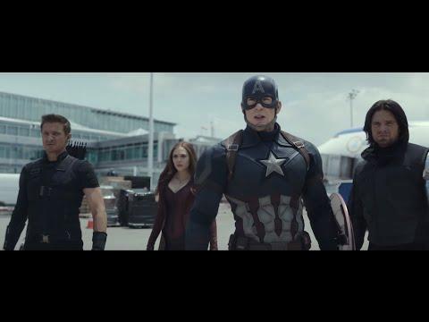 Preview Trailer Captain America: Civil War, trailer italiano
