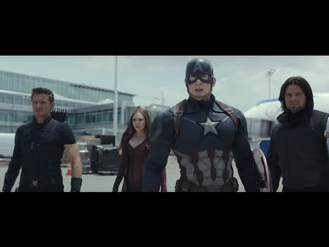 captain america: civil war - trailer ufficiale