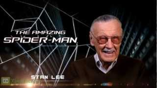 "The Amazing Spider-Man - ""Play as Stan Lee"" Trailer (2012) 