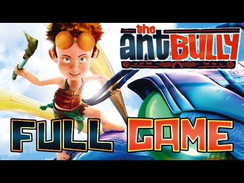 The Ant Bully FULL GAME Longplay Walkthrough (Wii, PS2, Gamecube, PC)