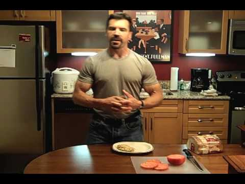 Easy High Protein Bodybuilding Meal